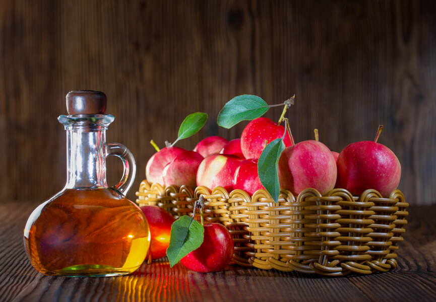 apple cider vinegar for lice