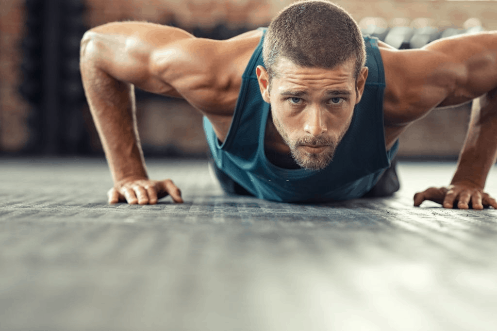 Bicep workouts without equipment at home