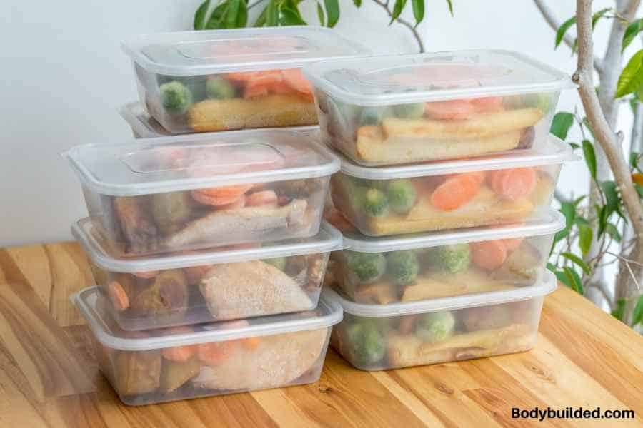 spending time in meal planning and prepping can save money for keto
