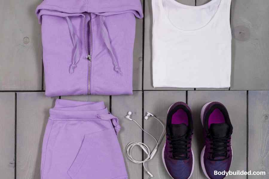 A new workout outfit can give workout motivation