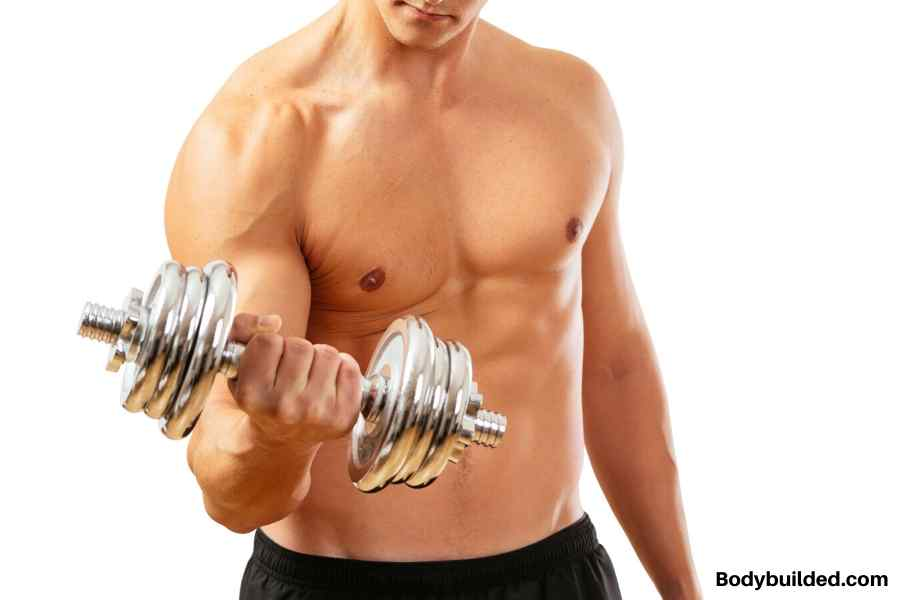 Limit your number of bicep curls