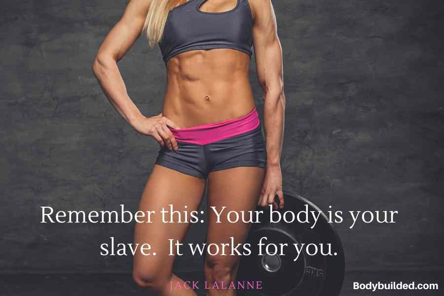fit women inspiration quotes