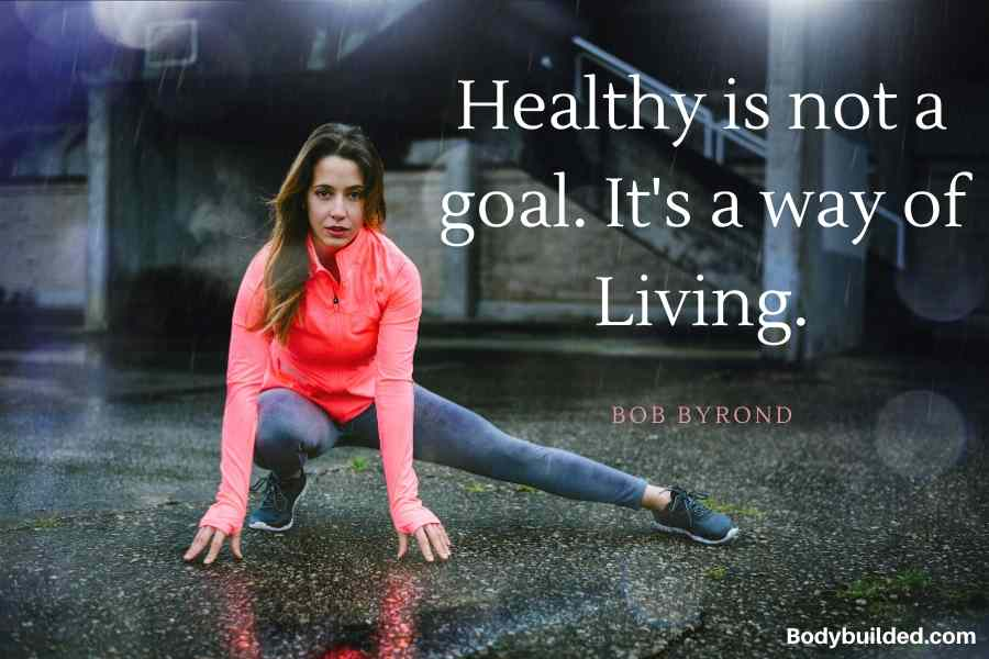 Healthy lifestyle fitness motivation quotes