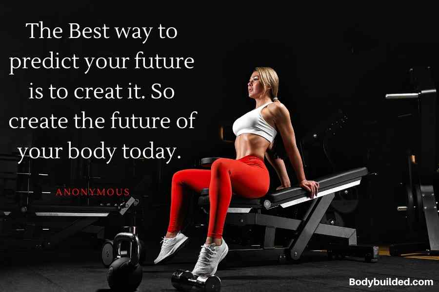 fitness lifestyle future fitness motivation quotes