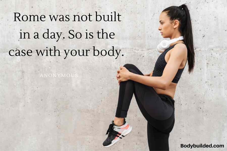 fitness goals motivation quotes