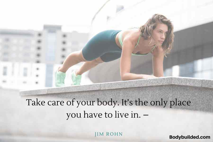 Powerful Fitness quotes to inspire