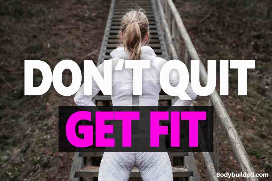 inspiring Fitness motivation quotes