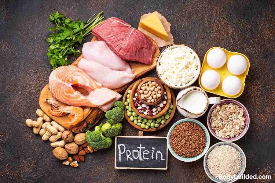 protein myth 2: All protein sources are the same