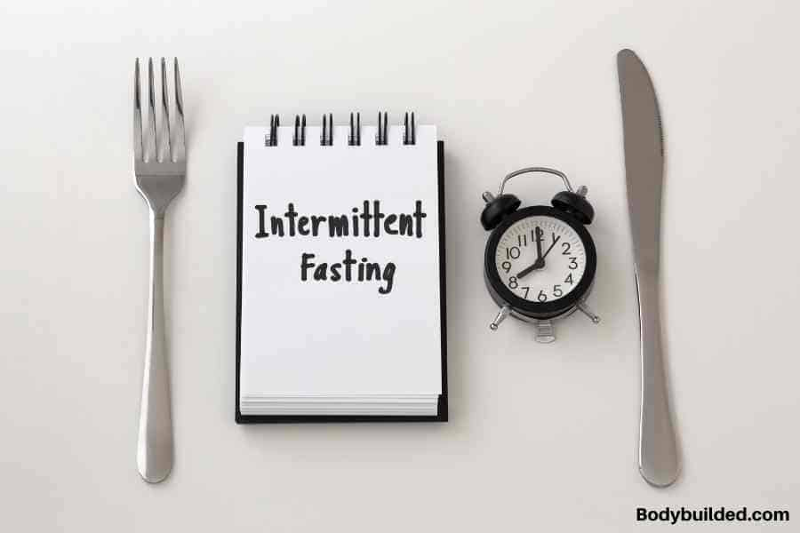 Do intermittent fasting to get skinny overnight