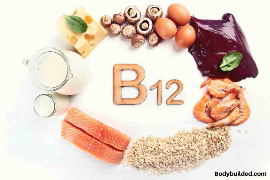 Vitamin B for weight loss
