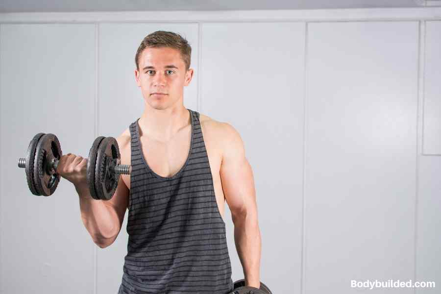 Best Arms workouts routine for bigger arms