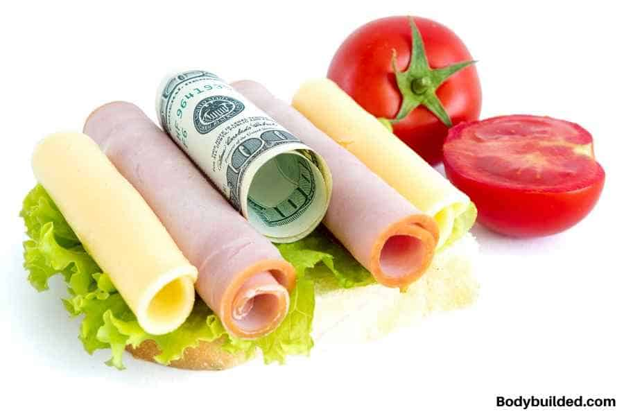 Myth 2: plant-based diet are expensive to afford