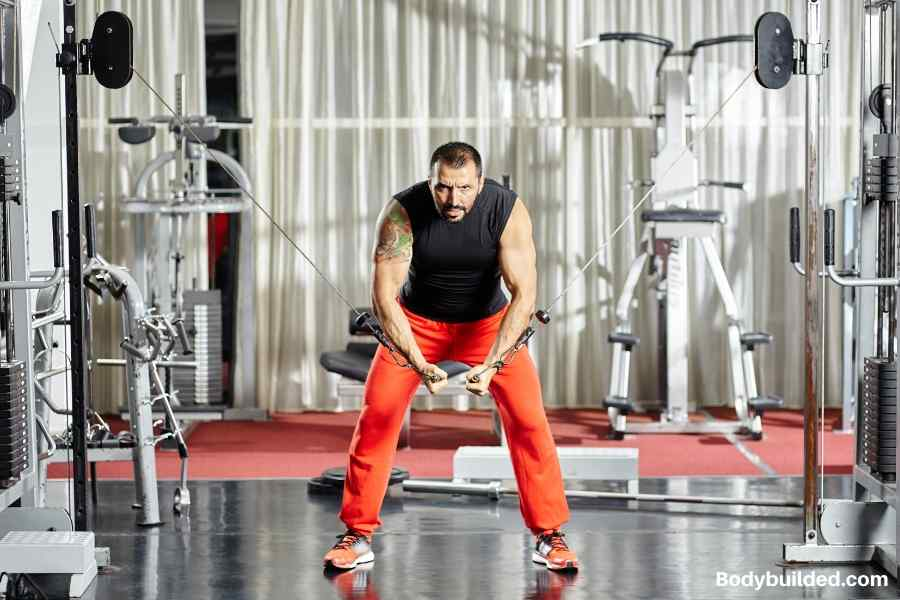 increase workout density to get ripped fast