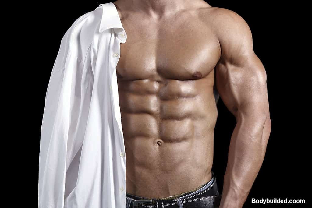 Other factors for getting six pack in a month