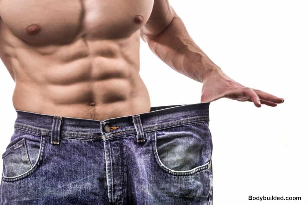 Steps to lose fat without losing muscles
