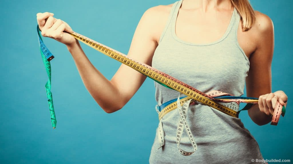 your weight measurement tool matter for weight loss rate