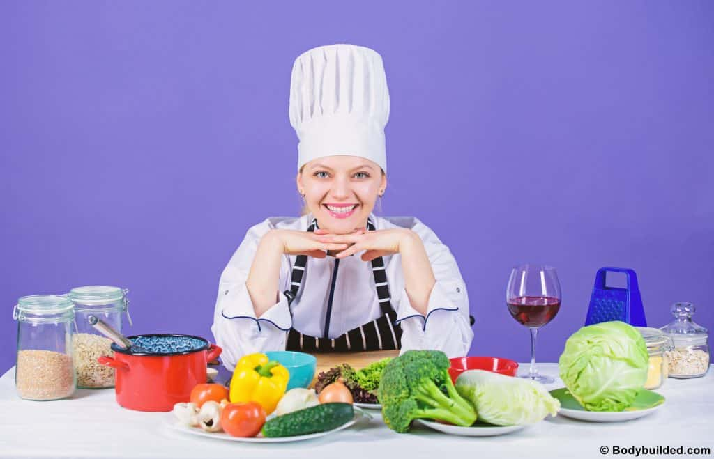 plan and cook your own food
