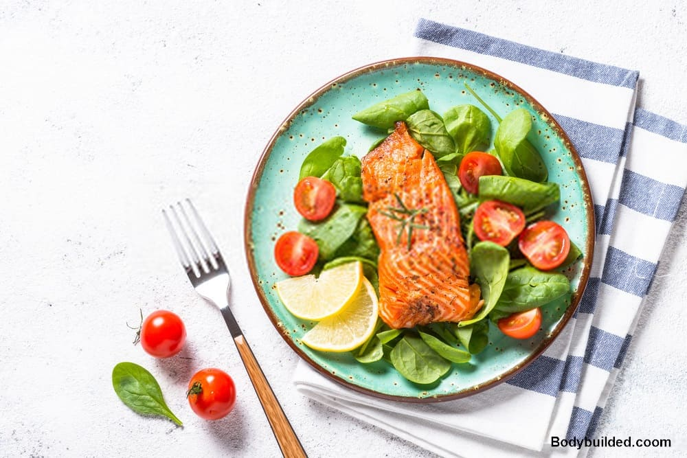 Easy low carb lunch ideas to try