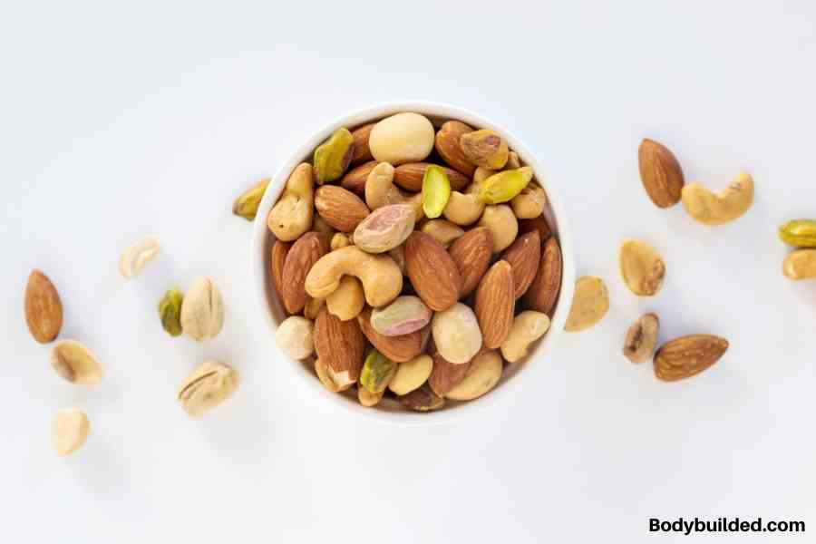 Nuts to eat on keto diet