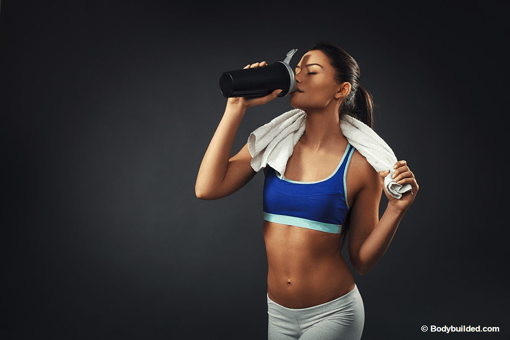 Rethink your pre workout and post workout nutrition to lose belly fat