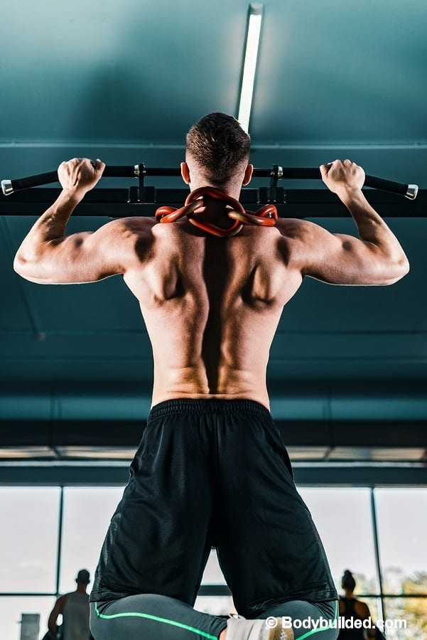 How to properly perform pull ups?