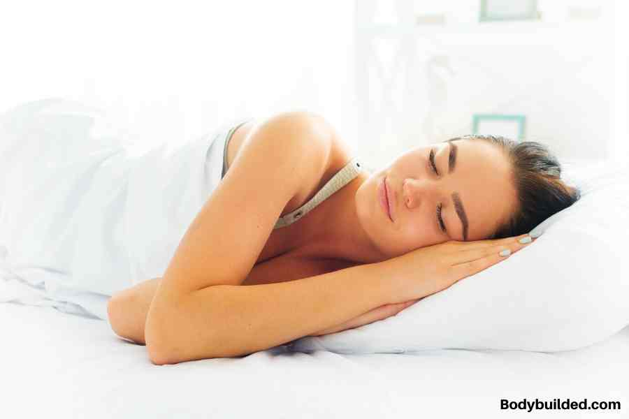 Get proper sleep for getting skinny fast